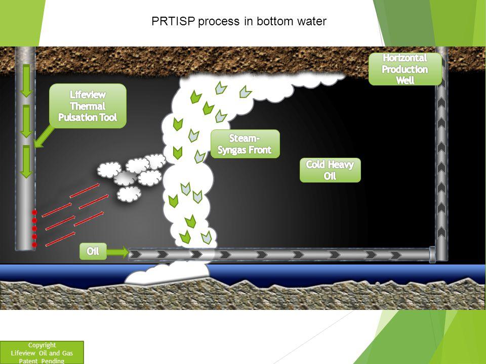 PRTISP process in bottom water