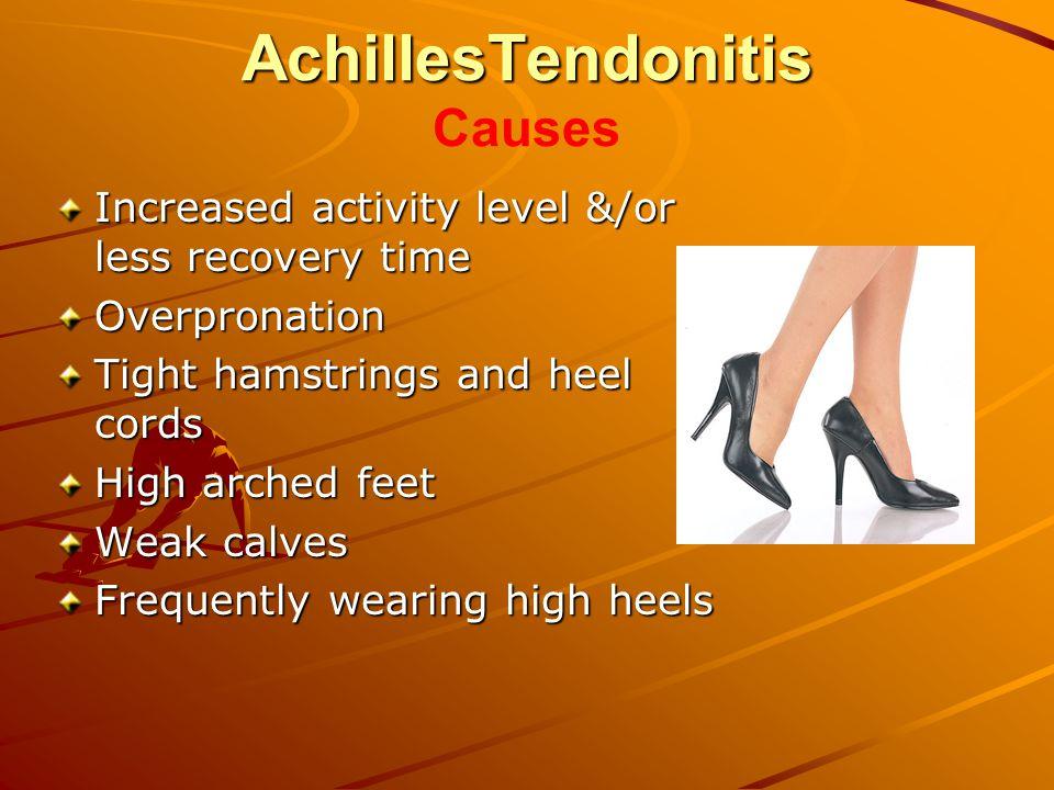 AchillesTendonitis Causes