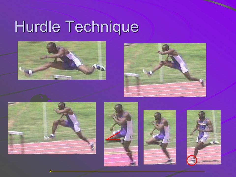 4/14/2017 Hurdle Technique