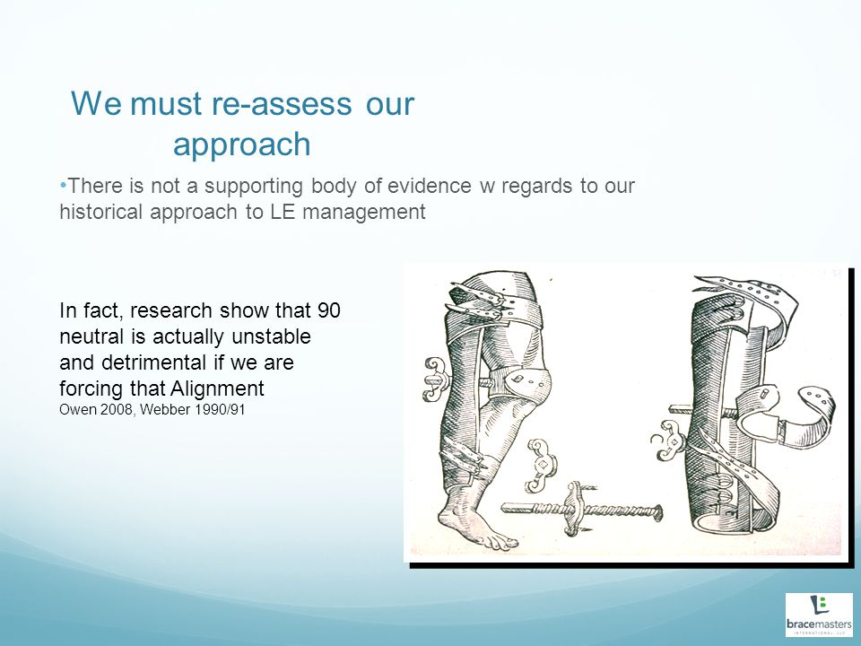 We must re-assess our approach