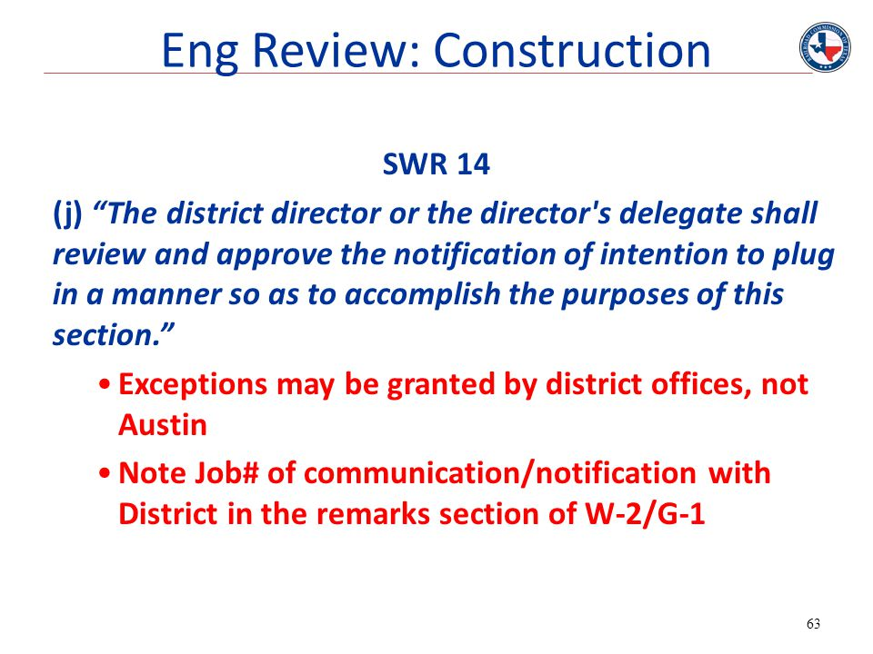 Eng Review: Construction