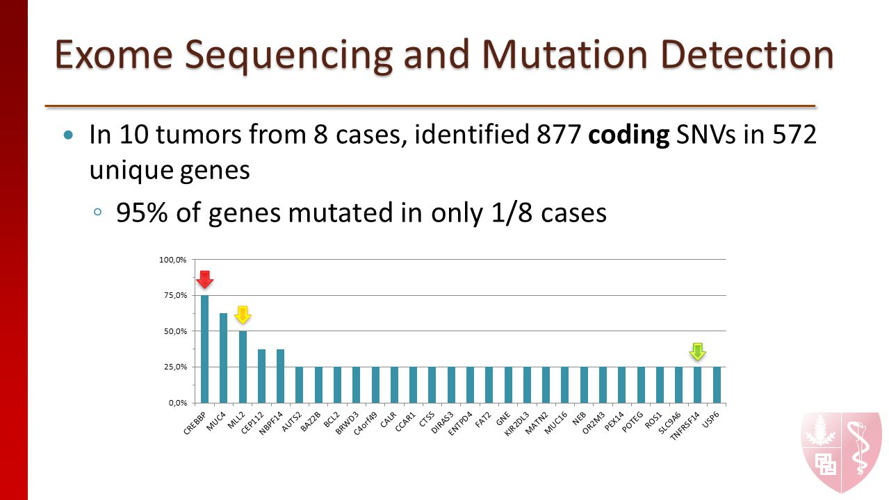 Exome Sequencing and Mutation Detection