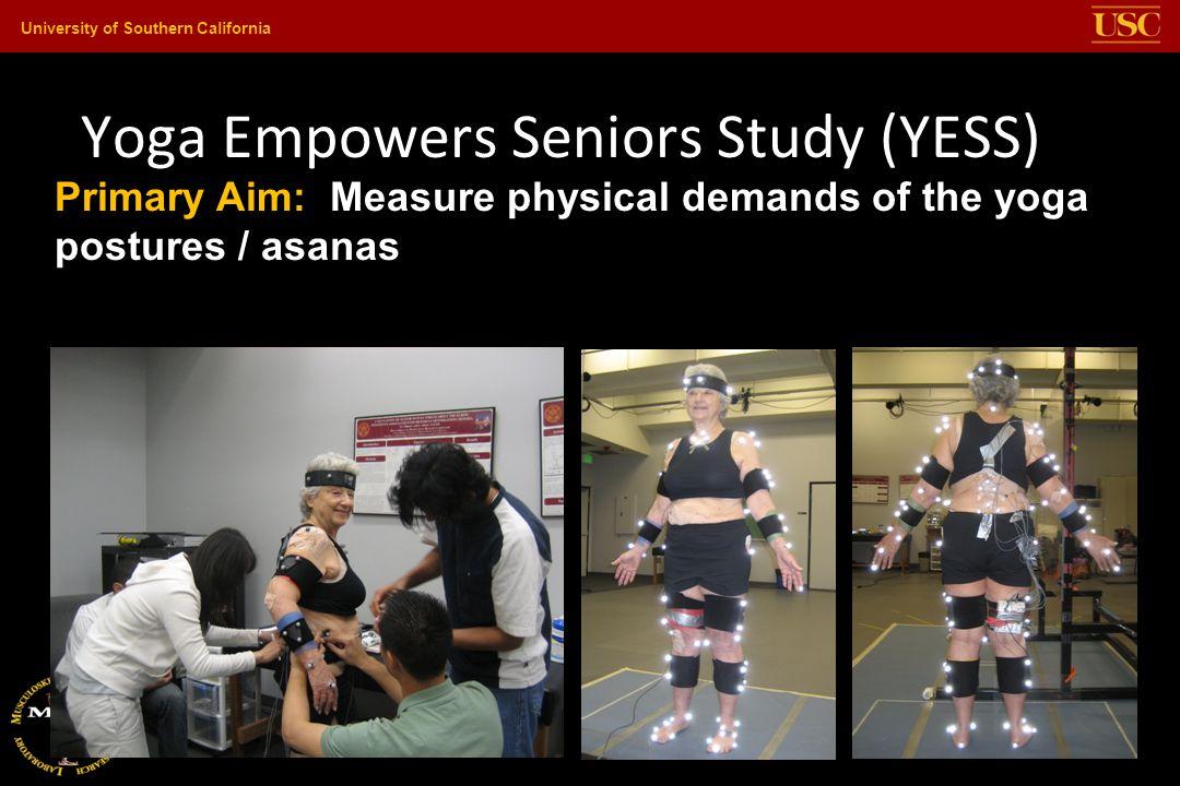 Yoga Empowers Seniors Study (YESS)