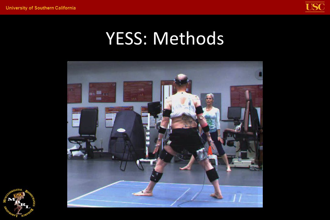 YESS: Methods Opening Middle & Closing Sequences