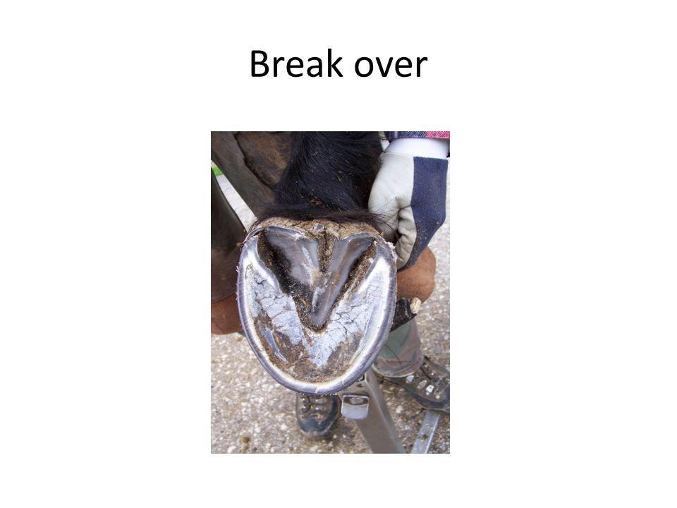 Break over