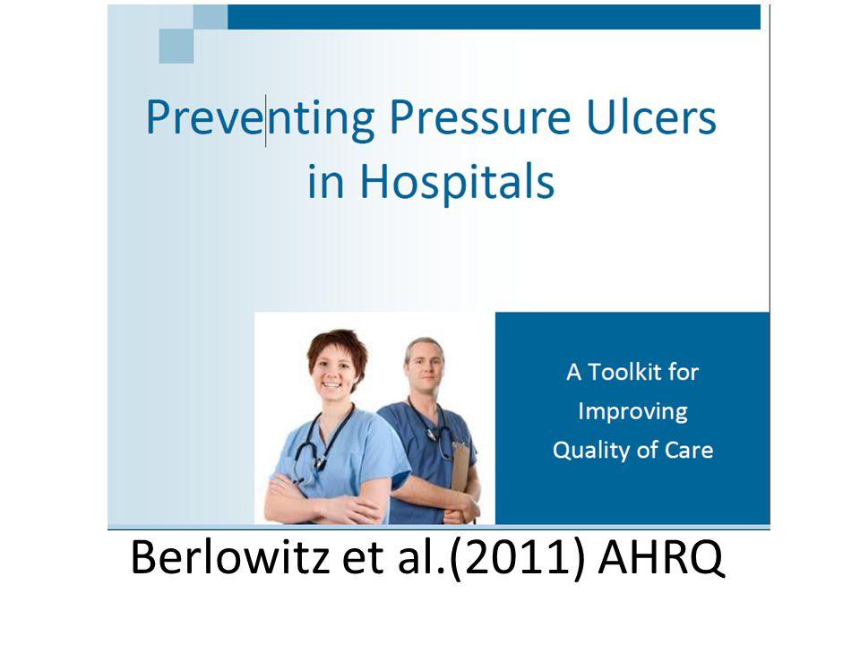 Berlowitz et al.(2011) AHRQ