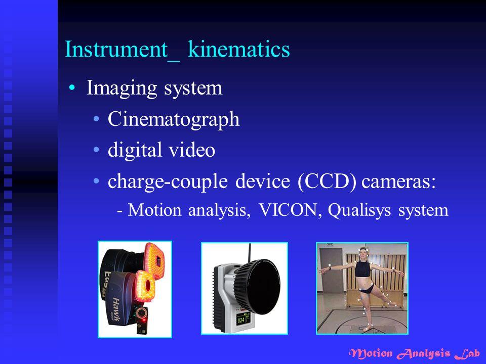 Instrument_ kinematics