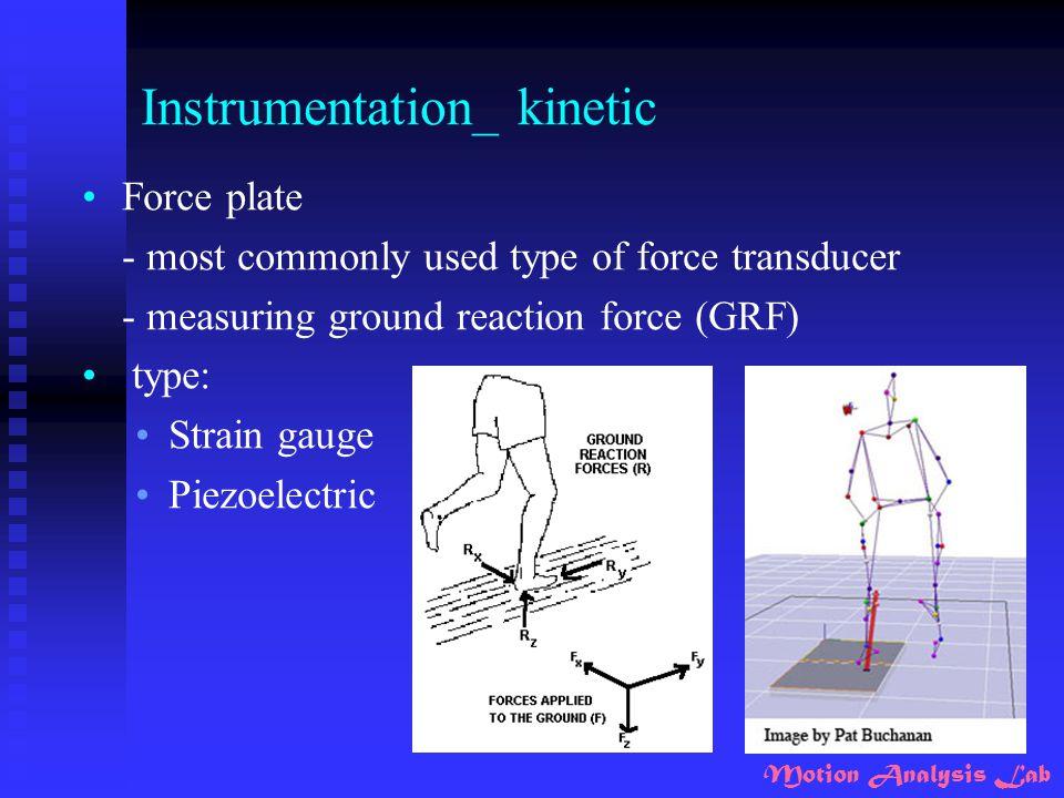 Instrumentation_ kinetic