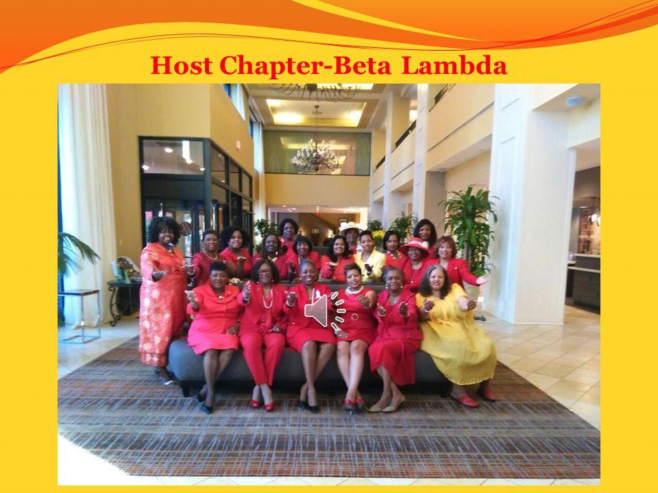 Host Chapter-Beta Lambda