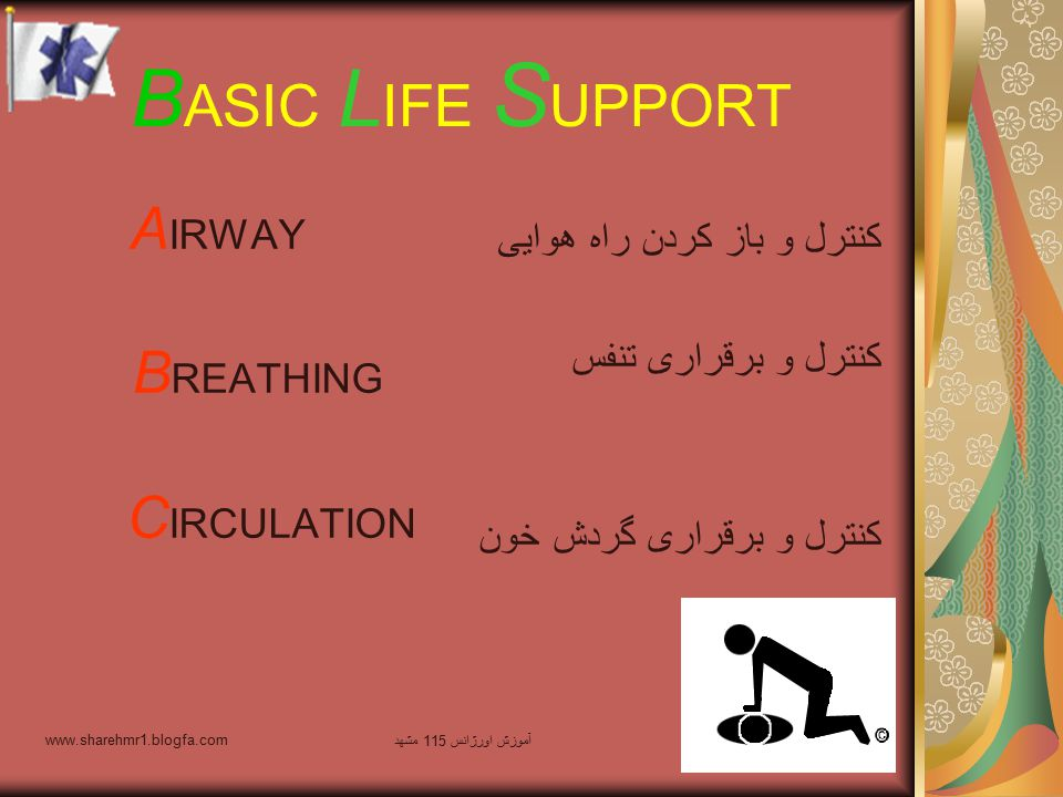 BASIC LIFE SUPPORT AIRWAY BREATHING CIRCULATION