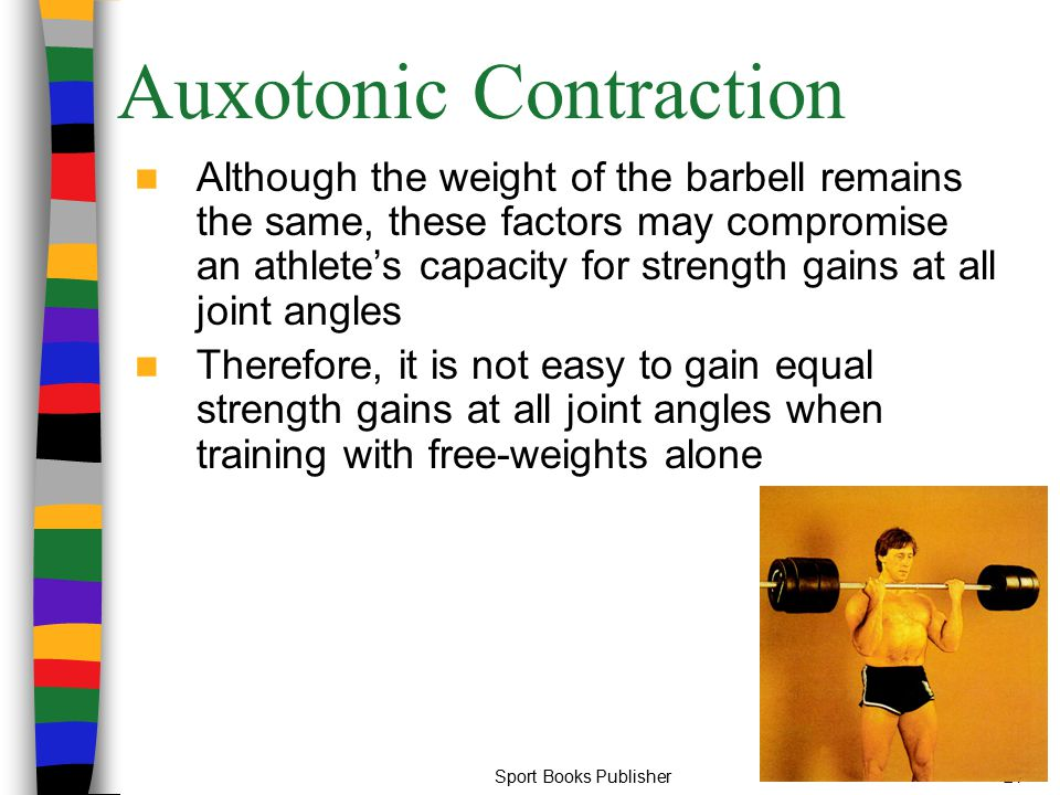 Auxotonic Contraction
