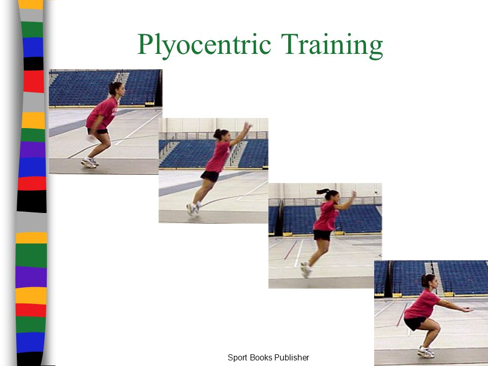 Plyocentric Training Sport Books Publisher