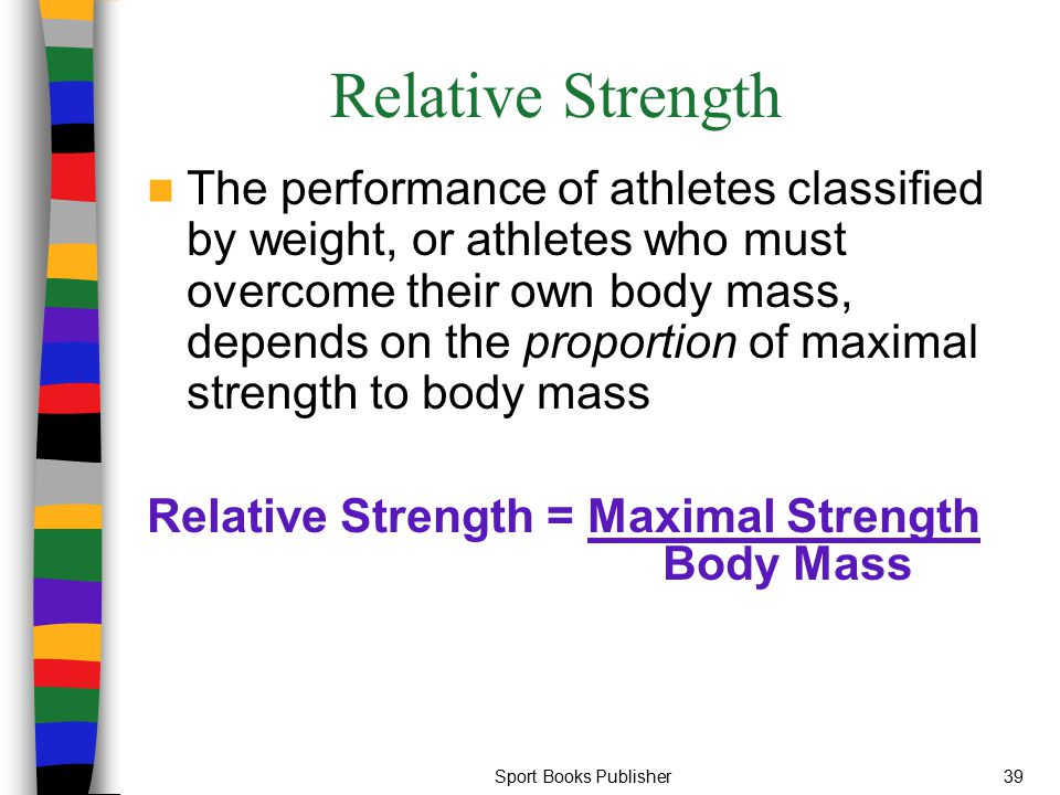 Relative Strength