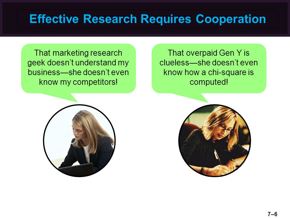 Effective Research Requires Cooperation