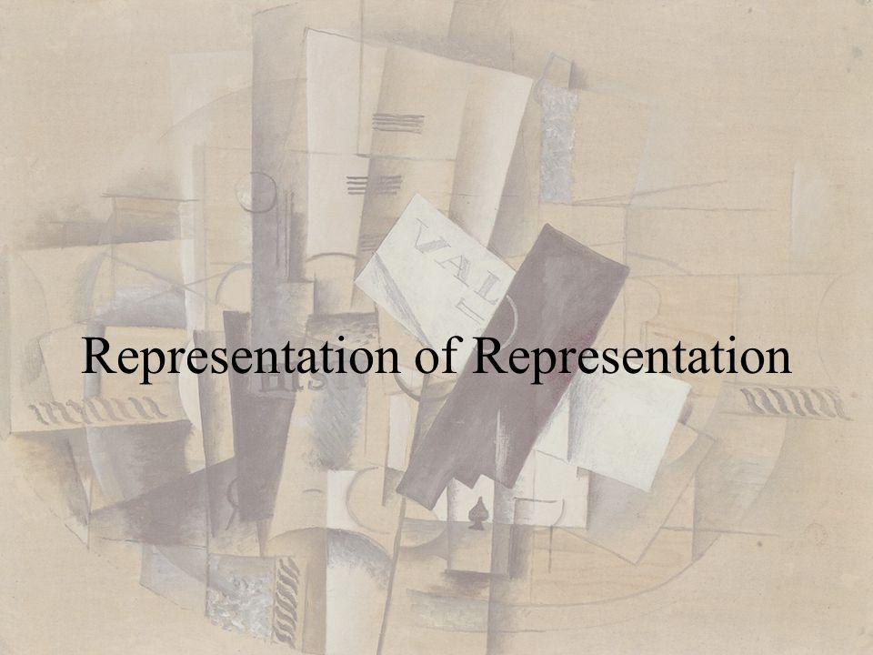 Representation of Representation