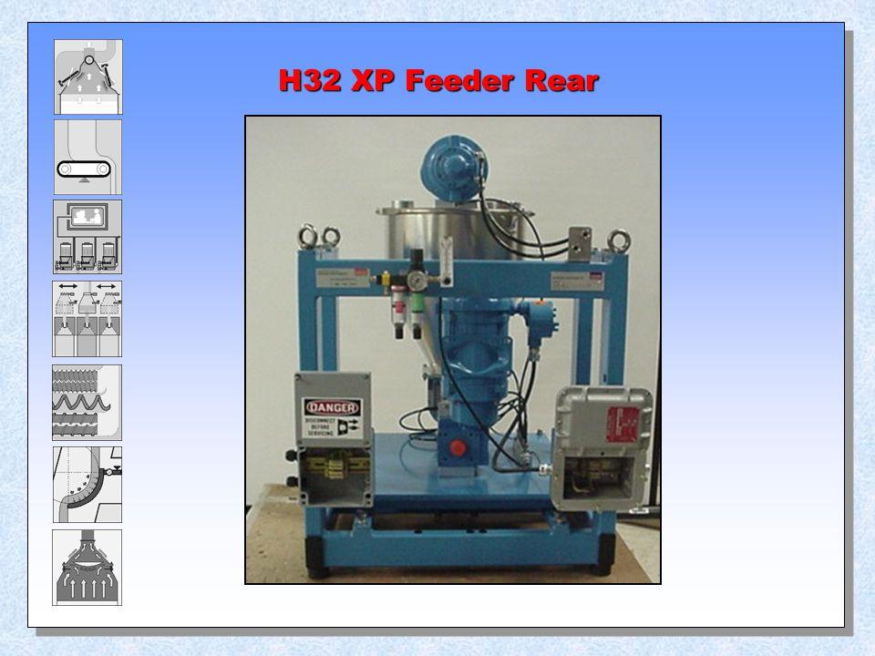 H32 XP Feeder Rear