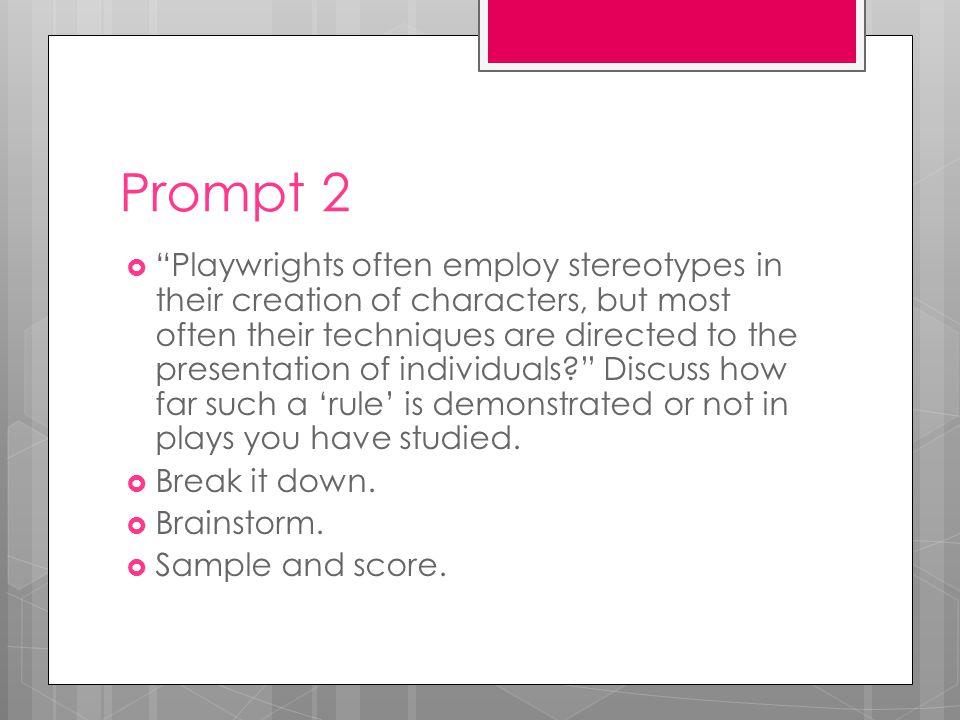 Prompt 2