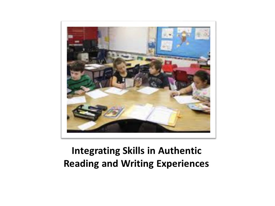 reading and writing experience Her language seemed at the level of some of my weaker developmental reading and writing students a week later, i had them repeat the assignment the next meeting i asked them to write about and then talk about the differences between their two observations.