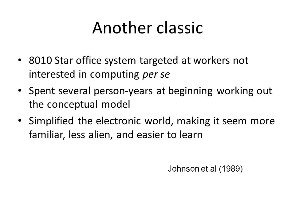 Another classic 8010 Star office system targeted at workers not interested in computing per se.