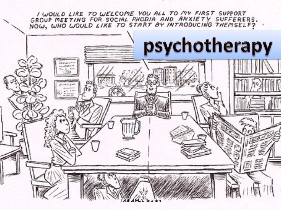 psychotherapy Ibtihal M.A. Ibrahim