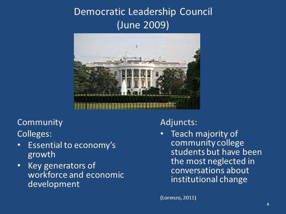 Democratic Leadership Council (June 2009)