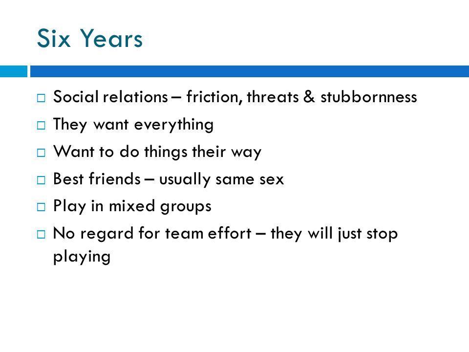 Six Years Social relations – friction, threats & stubbornness