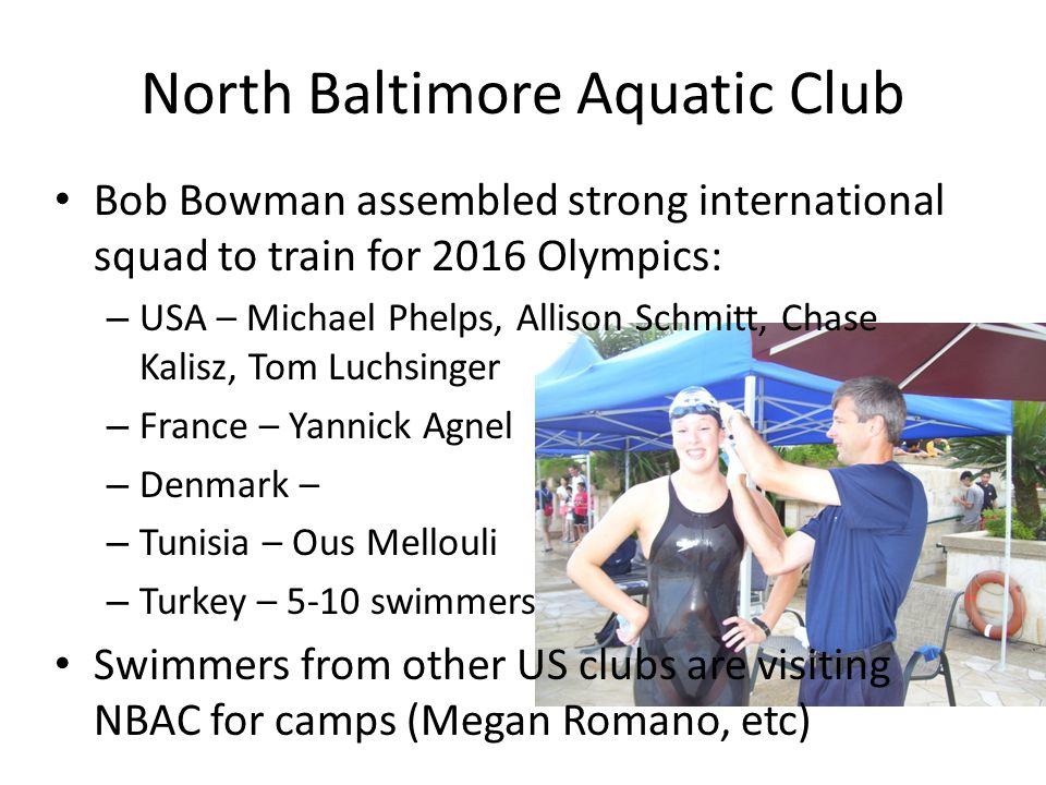 North Baltimore Aquatic Club