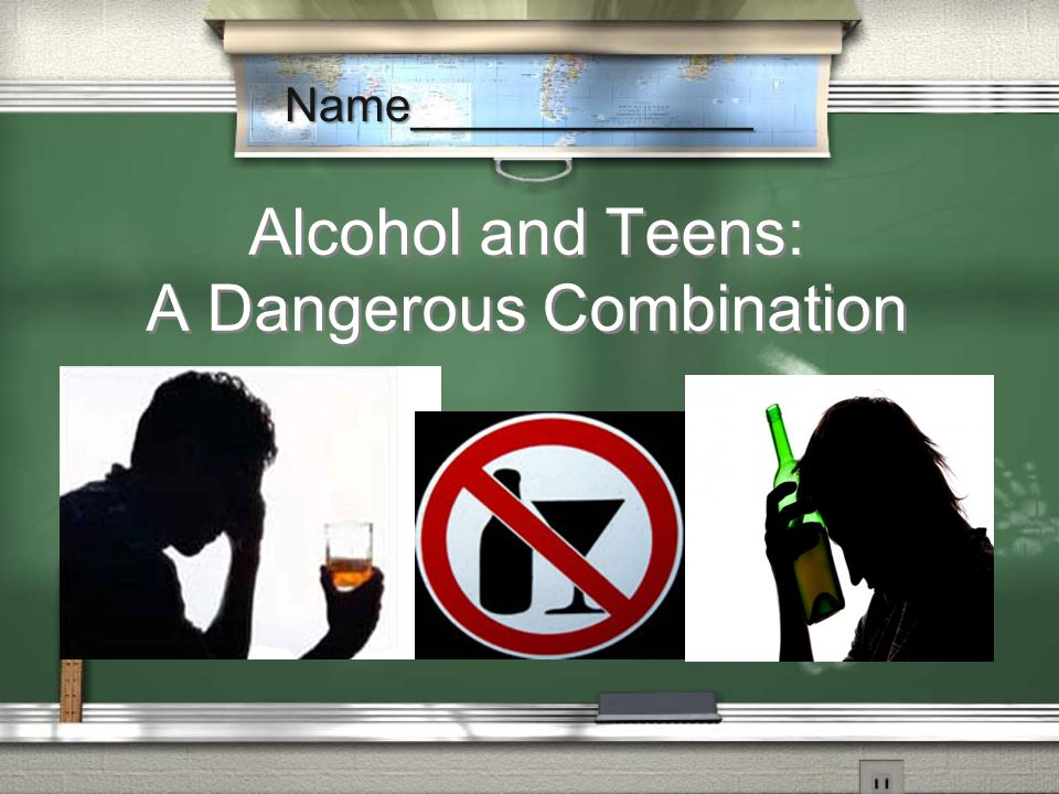 Alcohol and Teens: A Dangerous Combination