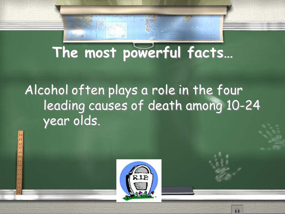 The most powerful facts…