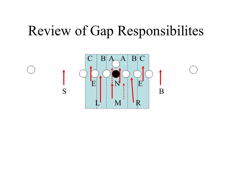 Review of Gap Responsibilites