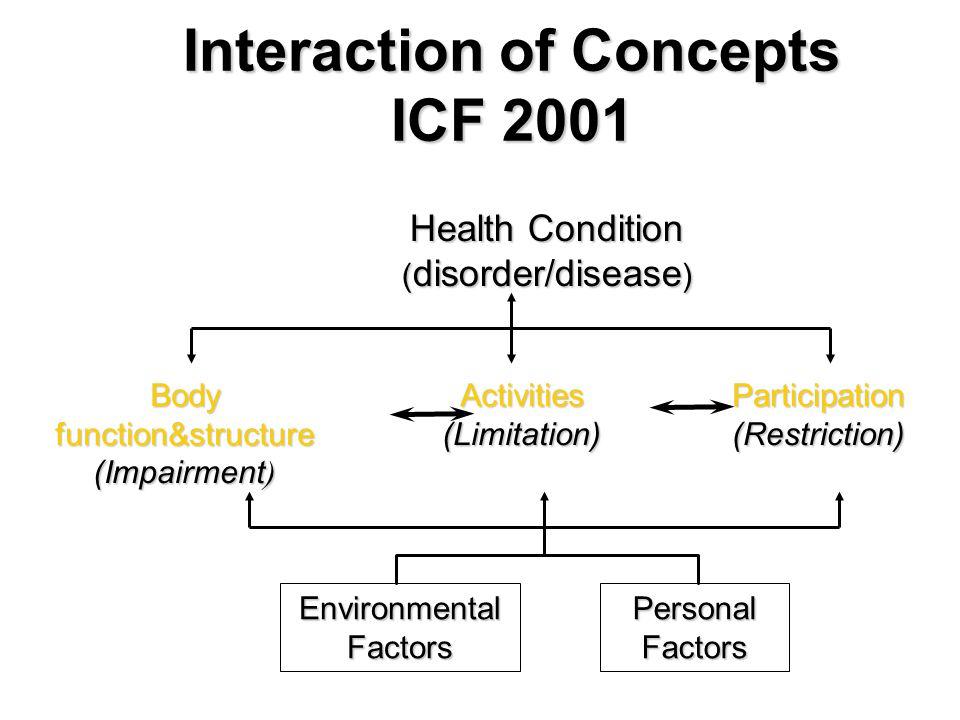 Interaction of Concepts