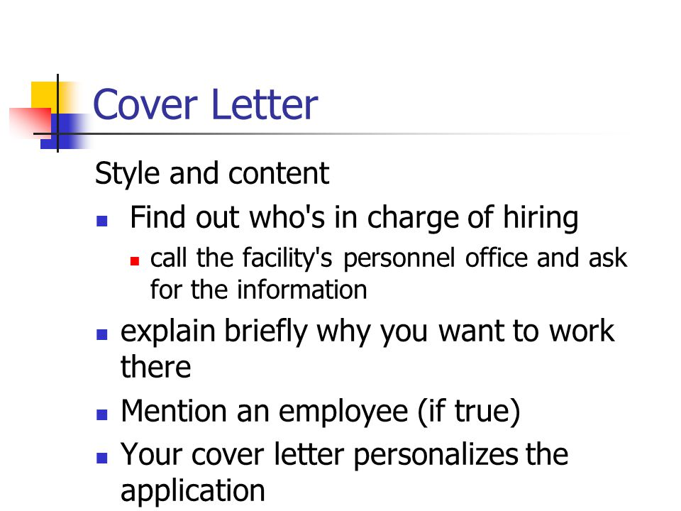 Cover Letter Why You Want To Work There What Is Next In Your Future Ppt Download
