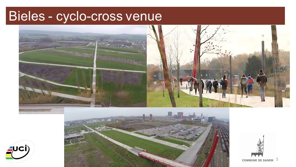 Bieles - cyclo-cross venue