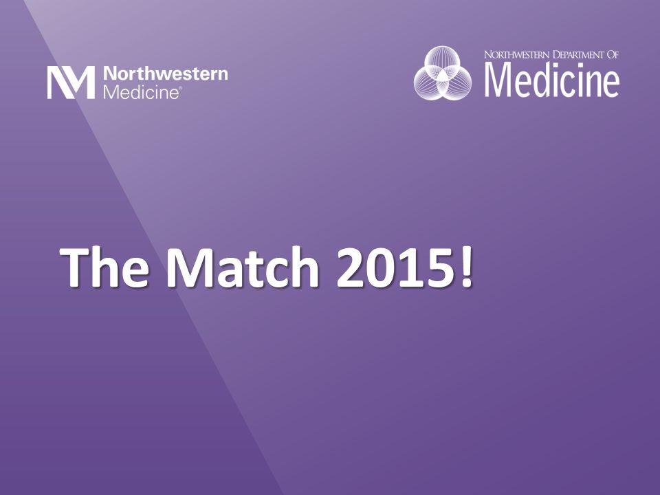 The Match 2015!