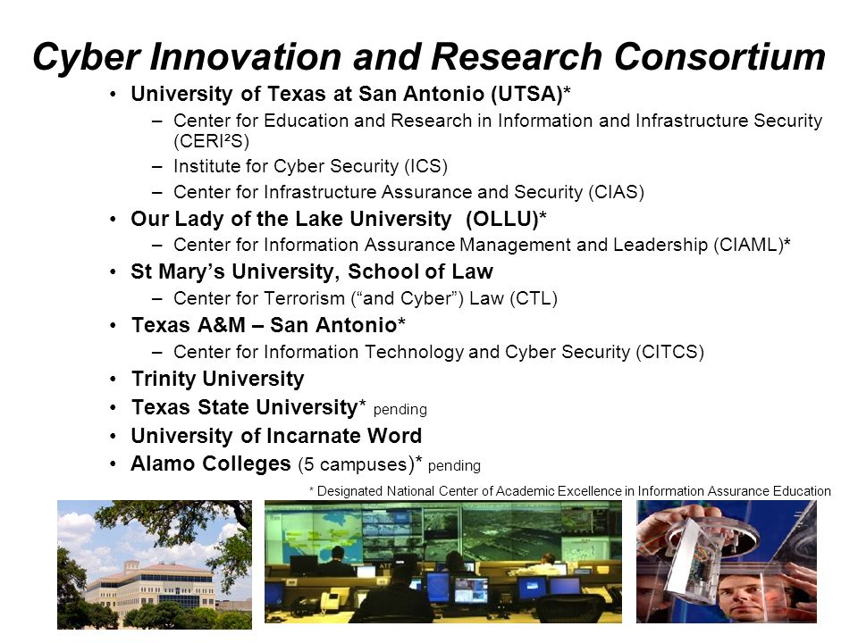 Cyber Innovation and Research Consortium