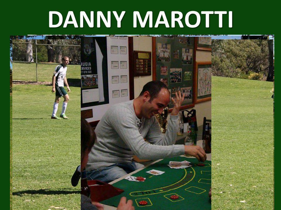 DANNY MAROTTI