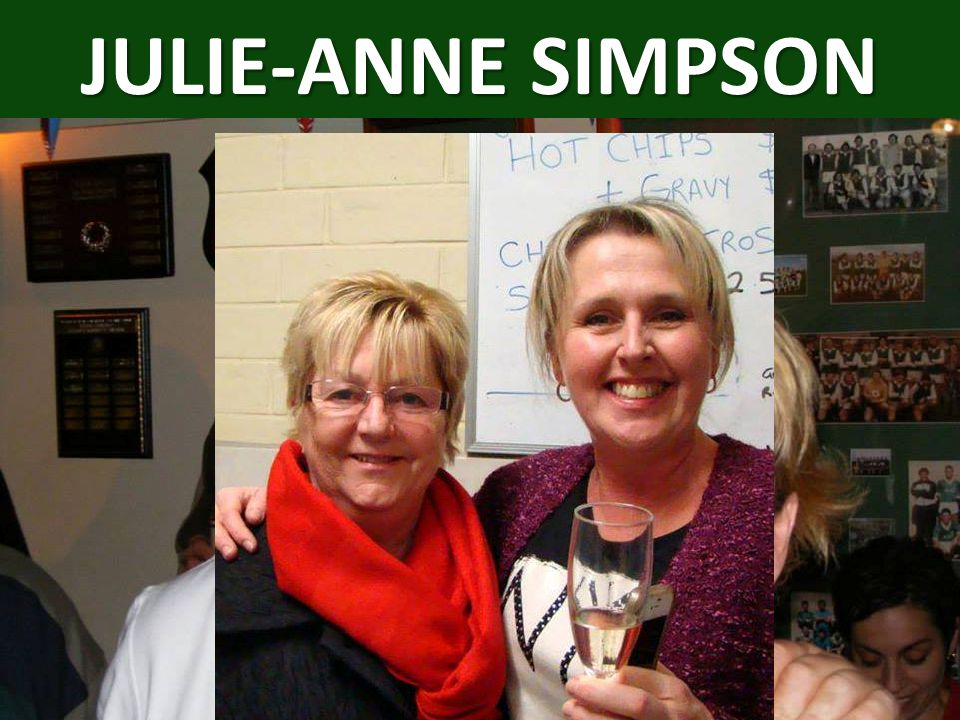 JULIE-ANNE SIMPSON