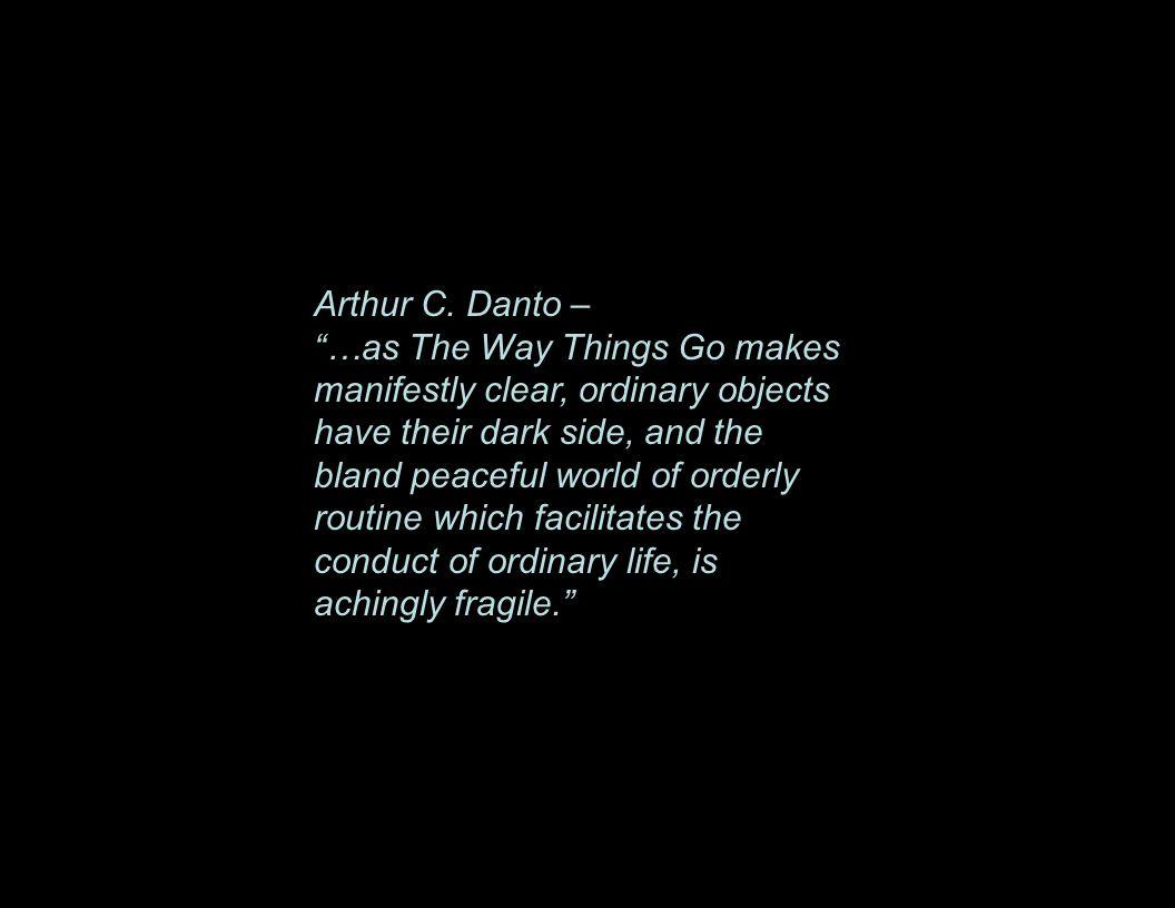 Arthur C. Danto –