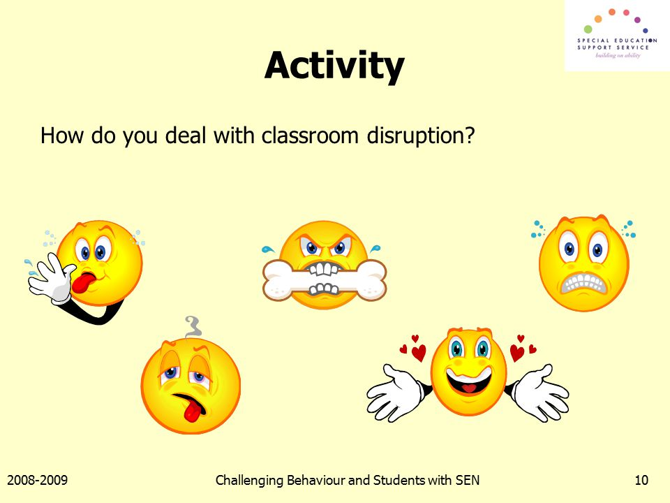 classroom etiquette and dealing with disruption Knowing proper classroom chat etiquette will ensure the there are also other important reminders one should know when dealing with an online classroom.