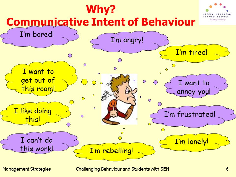 Why Communicative Intent of Behaviour