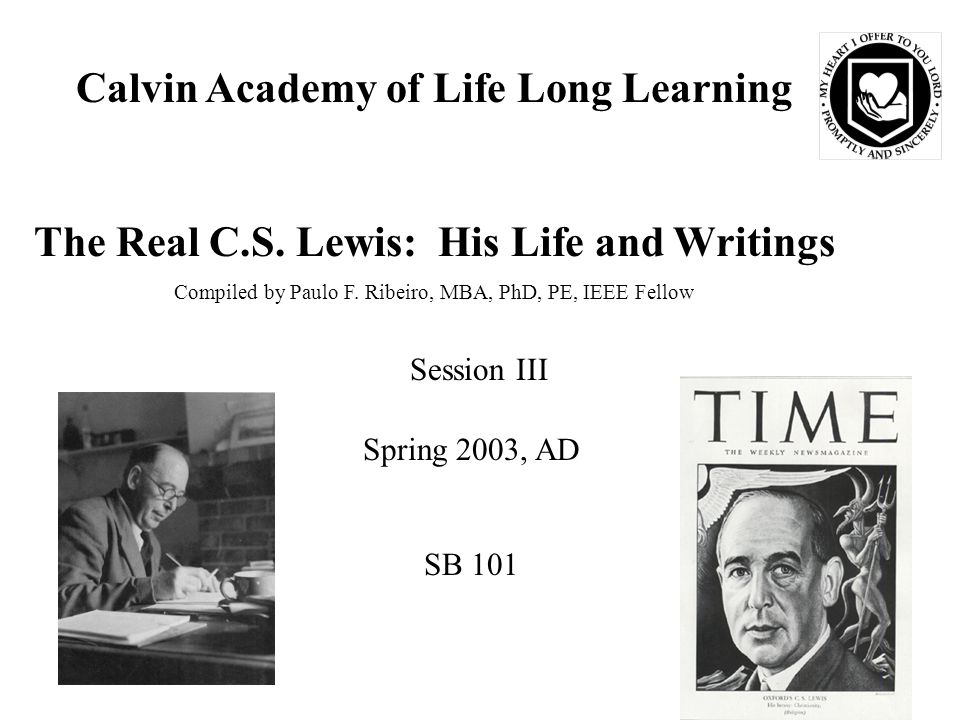 Calvin Academy of Life Long Learning