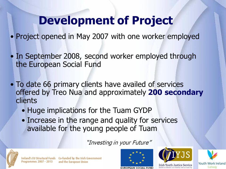 Development of Project