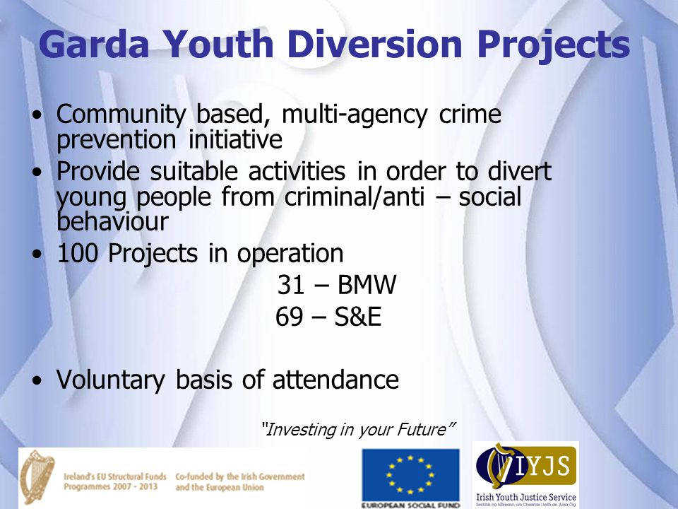 Garda Youth Diversion Projects