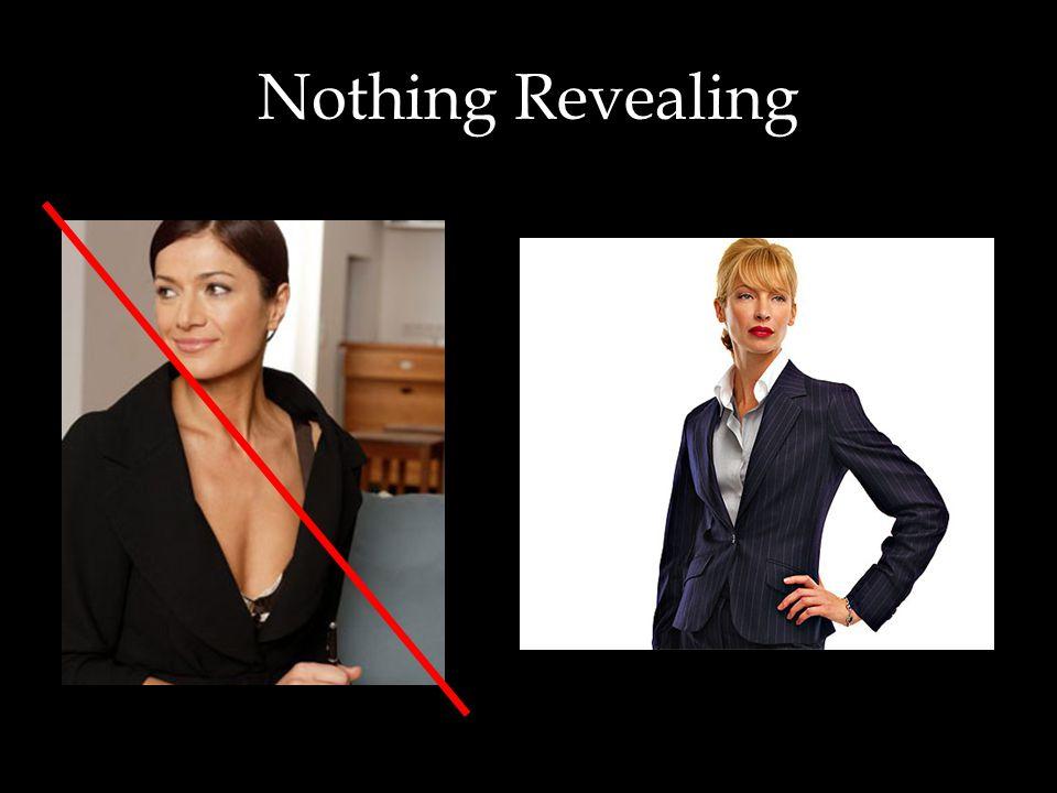 Nothing Revealing