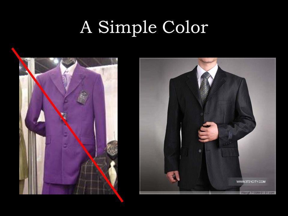 A Simple Color