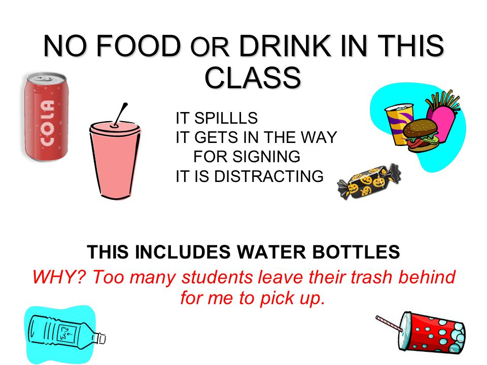 THIS INCLUDES WATER BOTTLES