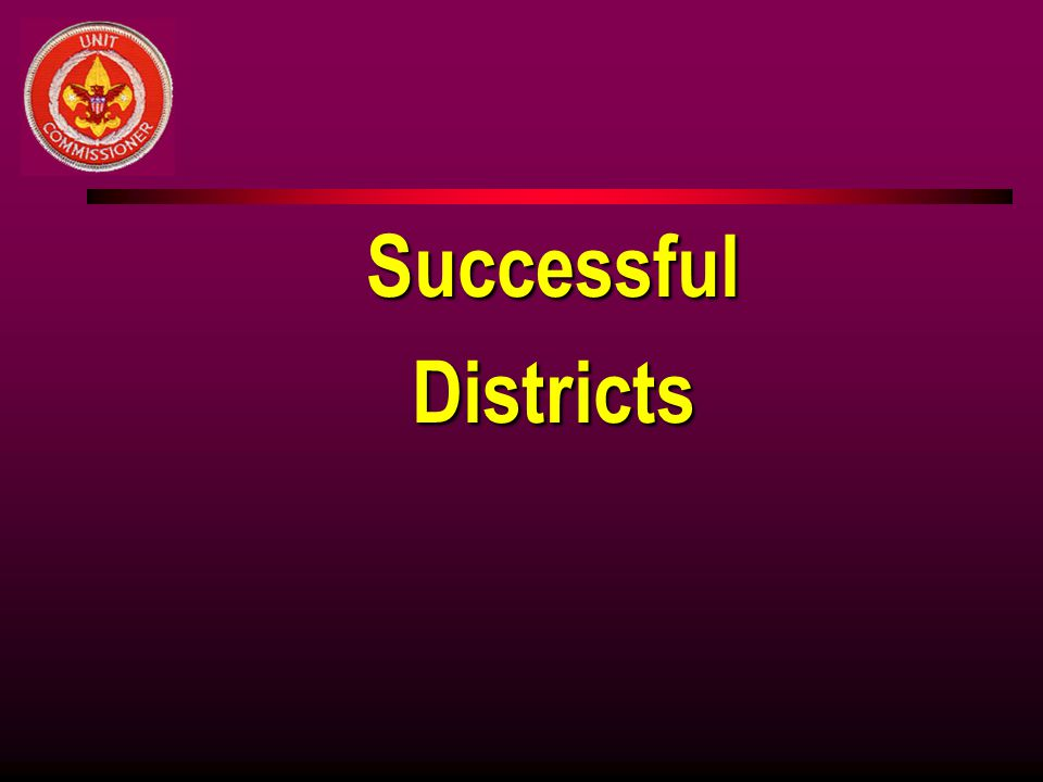 Successful Districts