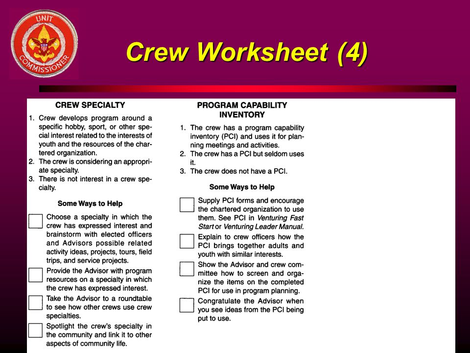 Crew Worksheet (4)