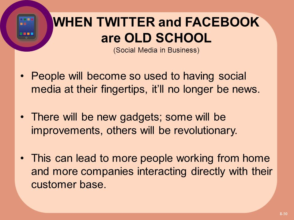 WHEN TWITTER and FACEBOOK are OLD SCHOOL (Social Media in Business)