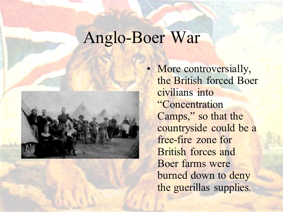 Anglo-Boer War